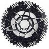 e*thirteen Aluminiowe koła zębate Kaseta rowerowa 32-38-44 do TRS+ kasety 11-rzędowe czarny